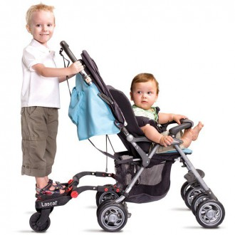 Универсальная подножка для второго ребенка Lascal Buggy Board Maxi