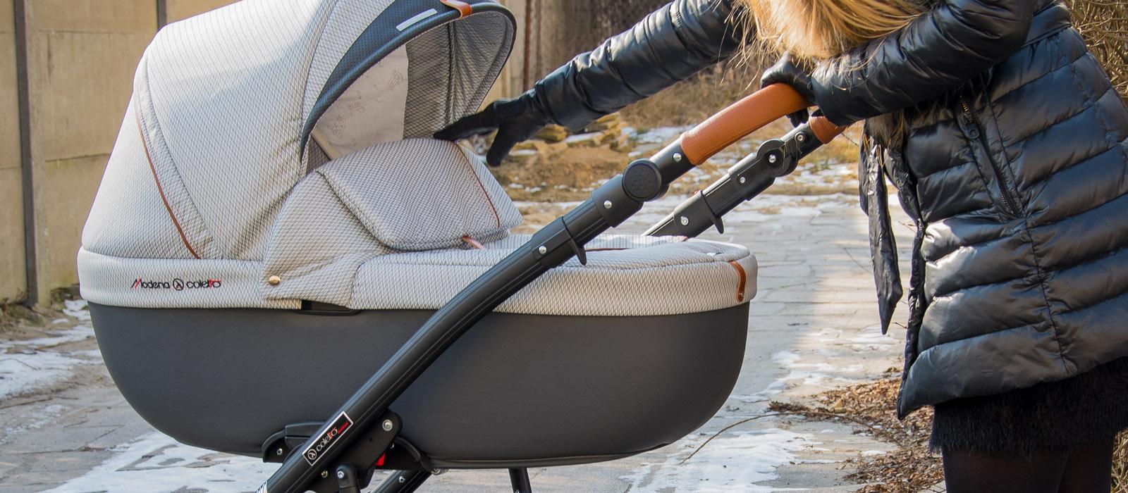 фото коляски Coletto Modena